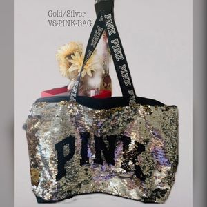 Look stylish with this beautiful: VS-PINK-BAG